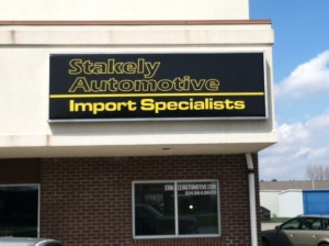 Stakely Automotive located in Pickerington, OH